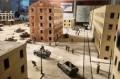 Fragment makiety bitwy pod Stalingradem