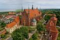 Katedra widziana z wieży