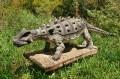 Ankylozaur w donicy
