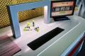 Stanowisko do tworzenia animacji (jeszcze z Lego)