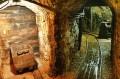 Korytarze w kopalni