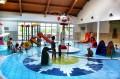 Część aquaparku dla dzieci