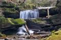 Wodospad w Hulskiem