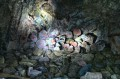 Minerały w kopalni