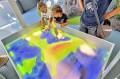 Tworzenie mapy hipsometrycznej z piasku