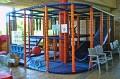 Sala zabaw na piętrze