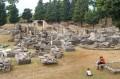 Bazylika chrześcijańska przy starożytnym mieście