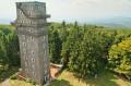 Stara wieża telekomunikacyjna