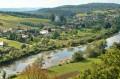 Widok na dolinę Osławy