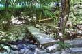Mostek na początku drogi