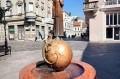 Ciekawa fontanka - pomnik