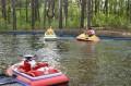 Łódki z napędem dla dzieci