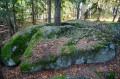 Skały przy Grobie Karkonosza