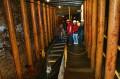Podziemna przejażdżka łodzią