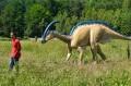 Przewodnik z parazaurolofem