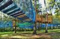 Park linowy - trasa dla dzieci