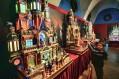 KRAKÓW - Wystawa szopek krakowskich
