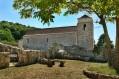 JURANDVOR - Romański kościół ze słynną płytą