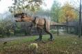 USTROŃ - Park dinozaurów