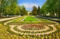 Ogrody w parku