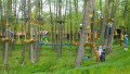 KRASNOBRÓD - Park Linowy