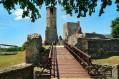 KISNANA - Zamek średniowieczny