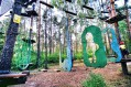 ŚLESIN - Park Linowy Leśny Raj