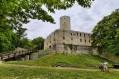 WYGIEŁZÓW - Ruiny zamku Lipowiec