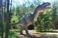 KRASNOBRÓD - Park dinozaurów