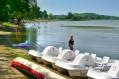 TISZAFURED - Miasto nad jeziorem Cisa