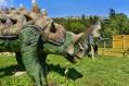 KARŁÓW - Park dinozaurów