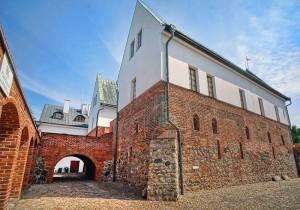 KONIN-GOSŁAWICE - Zamek i muzeum okręgowe