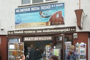 TRZĘSACZ - Multimedialne Muzeum na Klifie