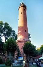 GĄSKI - Latarnia morska