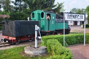 WENECJA - Muzeum Kolei Wąskotorowej