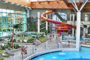 RUDA ŚLĄSKA - Aquapark Aquadrom