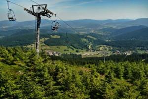 SIENNA - Czarna Góra z kolejką linową
