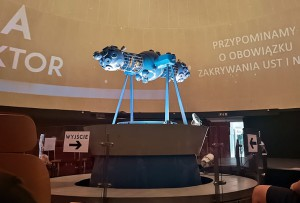 OLSZTYN - Planetarium