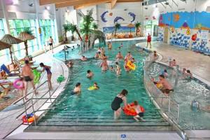 WĄGROWIEC - Aquapark