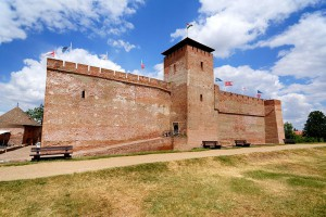 GYULA - Zamek średniowieczny