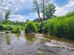 RADAWA - Spływ Lubaczówką