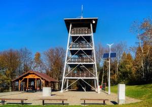 JODŁÓWKA TUCHOWSKA - Wieża widokowa