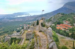 KLIS - Zamek na wzgórzu