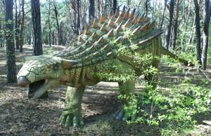 SOLEC KUJAWSKI - Park dinozaurów JuraPark