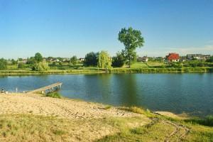 JÓZEFÓW - Stary zalew