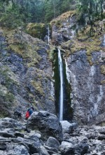TATRY - Wodospad Siklawica