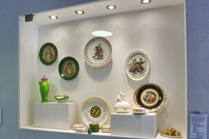 ĆMIELÓW - Żywe Muzeum Porcelany