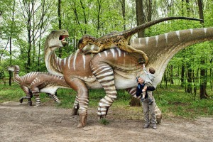 ROGOWO - Park dinozaurów Zaurolandia