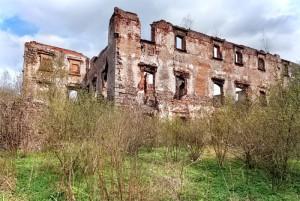 KAMIENNA GÓRA - Zamek Grodztwo