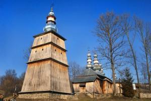 TURZAŃSK - Drewniana cerkiew